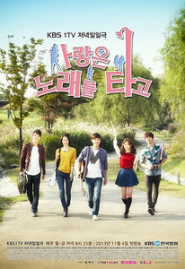 Korean drama dvd: Melody of love, english subtitle