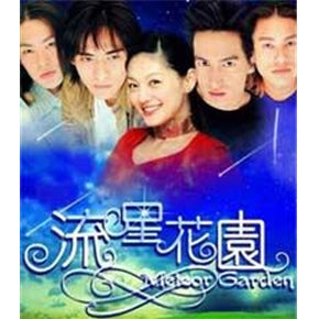 Taiwan drama dvd: Meteor Garden 1 and 2, English subtitle