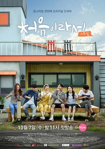 first time korean drama dvd with english subtitle