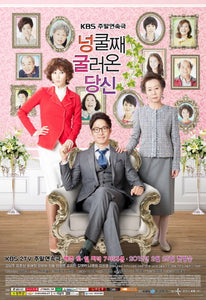 Korean drama dvd: My husband got a family, english subtitle