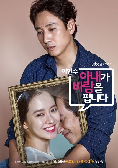Korean drama dvd: My wife's having an affair this week, english subtitle
