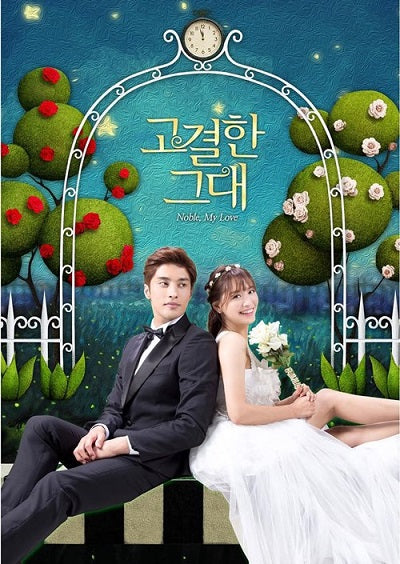 Korean drama dvd: Noble, my love, english subtitle