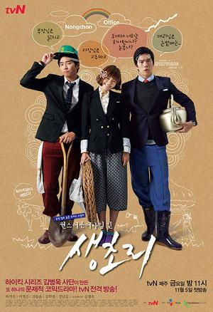 Korean drama dvd: Once upon a time in Saengchori, english subtitle