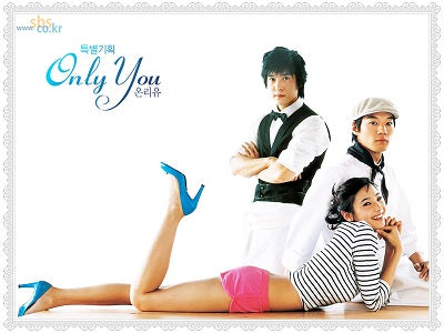 Korean Drama DVD: Only you, english subtitles