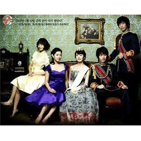Korean drama dvd: Prince hours, english subtitle