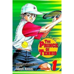 Japanese anime dvd: Prince of tennis, english subtitles