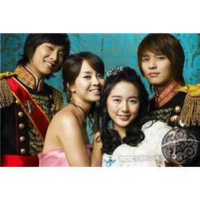 Korean Drama DVD: Princess Hours, English Subtitle