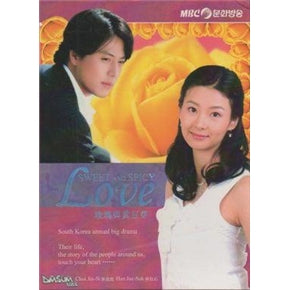 Korean drama dvd: Roses and bean sprouts, english subtitles