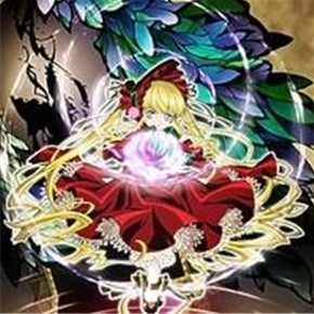Japanese Anime DVD: Rozen Maiden Traumend, english subtitle