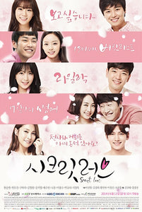 Korean drama dvd: Secret love (Kara Group), english subtitle