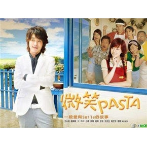 Taiwan drama dvd: Smiling pasta, english subtitle
