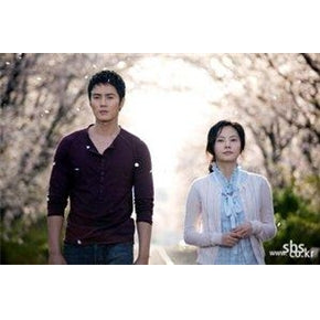 Korean drama dvd: Snow in august, english subtitles