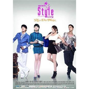 Korean drama dvd: Style, english subtitle
