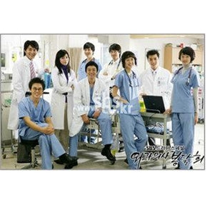 Korean drama dvd: Surgeon Bong dal hee, english subtitle