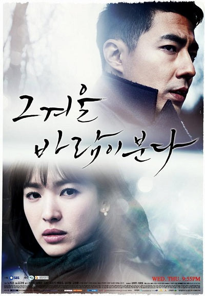 Korean drama dvd: That winter, the wind blows, english subtitle