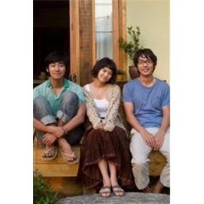 Korean movie dvd: The naked kitchen, english subtitles