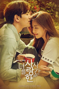 Korean drama dvd: The time i loved you, english subtitle