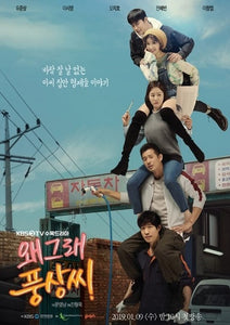 Korean drama dvd:  Whats wrong Poong Sang, english subtitle