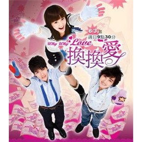 Taiwan drama: Why why love, english subtitles