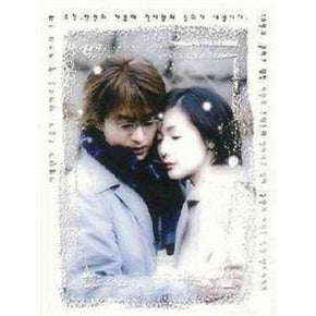 Korean drama dvd: Winter sonata a.k.a. Winter love song, english subs