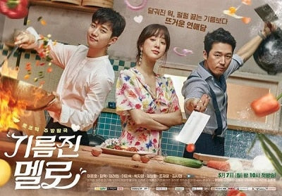 Korean drama dvd: Wok of love, english subtitle