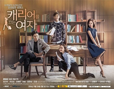 Korean drama dvd: Woman with a suitcase, english subtitle