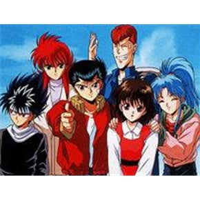 Japanese Anime DVD: Yu Yu Hakusho: Ghost Files, complete episodes