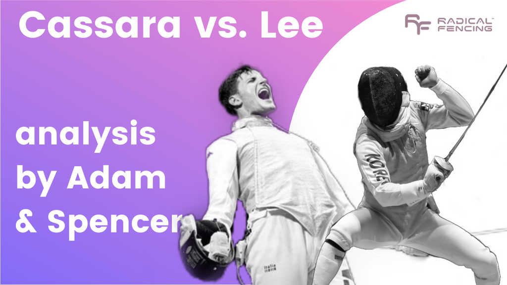 Bout Analysis - Adam Mathieu X Spencer Gordon-Sand - talking about Cassara vs. Lee