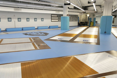 Radical Modular Flooring - Radical Fencing: the Best Fencing Equipment