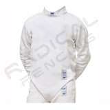 RF PBT BALATON FIE 800N Fencing Jacket - Radical Fencing: the Best Fencing Equipment