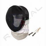 RF PBT Foil Mask FIE with conductive bib 1600/1000 N - Radical Fencing: the Best Fencing Equipment