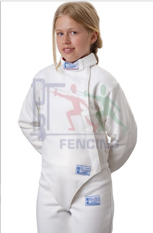 RF PBT 350N Fencing Jacket Elastic material for Children - Radical Fencing: the Best Fencing Equipment