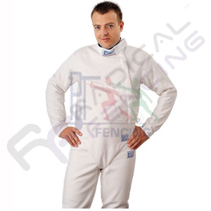 RF PBT Adult Fencing Jacket 350N Elastic material - Radical Fencing: the Best Fencing Equipment