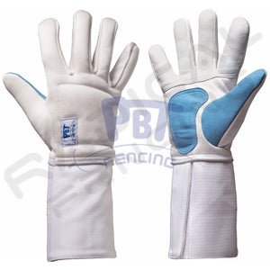 RF PBT Foil Epee Washable 800N Glove - Radical Fencing: the Best Fencing Equipment