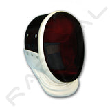 RF PR Prieur FIE Approved Stainless Steel 1600N Epee Mask Insulated - Radical Fencing: the Best Fencing Equipment