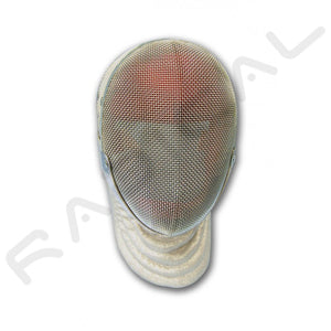 RF PR Prieur Electric Sabre Mask Inox Insulated 1600N FIE - Radical Fencing: the Best Fencing Equipment