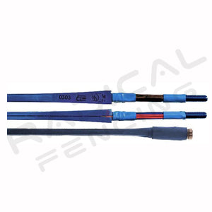 RF PBT BF Blue FIE Maraging Electric Foil Blade - Radical Fencing: the Best Fencing Equipment