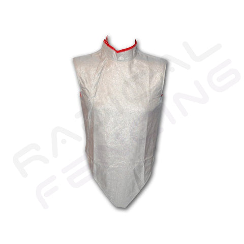 RF PR Prieur Electric Foil Jacket Lame, CHILDREN'S - Radical Fencing: the Best Fencing Equipment