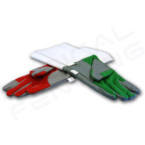 RF PR Prieur 3-Weapons Colored Glove - Radical Fencing: the Best Fencing Equipment