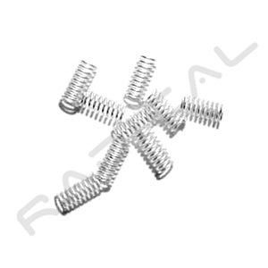 RF P German epee contact (small) springs, pack of 10 - Radical Fencing: the Best Fencing Equipment