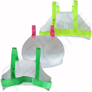 RF RAD Colored Elastic Replacement Chest Protector Straps Unisex - Radical Fencing: the Best Fencing Equipment