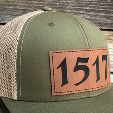 Load image into Gallery viewer, 1517 - Patch Hat - Hat - The Reformed Sage - reformed - reformed gifts - christian gifts - christian hoodie - christian apparel - christian decor - christian art -