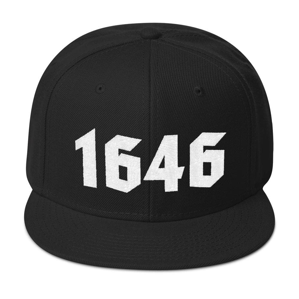 1646 Snapback v2 - Hat - The Reformed Sage - reformed - reformed gifts - christian gifts - christian hoodie - christian apparel - christian decor - christian art -
