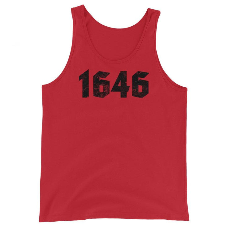 1646 - Tank - tank top - The Reformed Sage - reformed - reformed gifts - christian gifts - christian hoodie - christian apparel - christian decor - christian art -