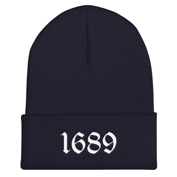 1689 - Beanie - Beanie - The Reformed Sage - #reformed# - #reformed_gifts#