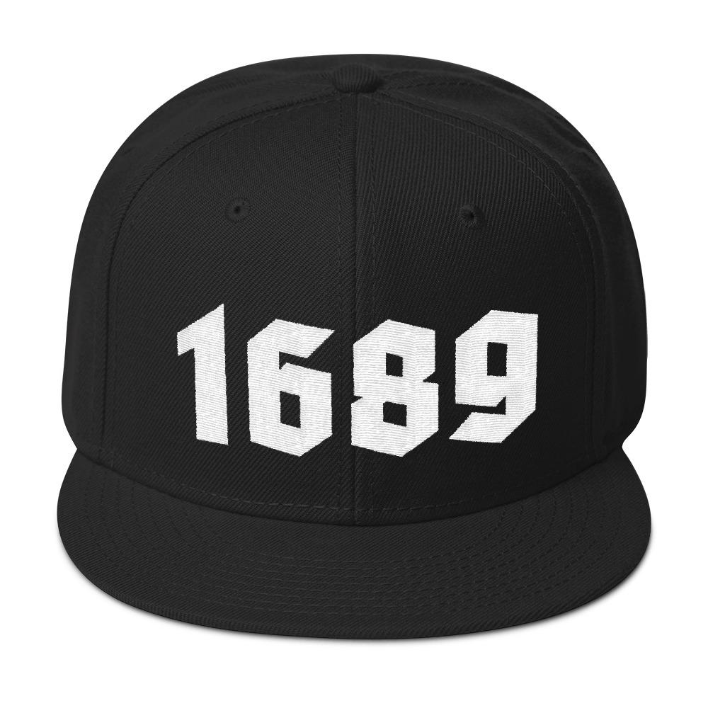 1689 Snapback v2 - Hat - The Reformed Sage - reformed - reformed gifts - christian gifts - christian hoodie - christian apparel - christian decor - christian art -