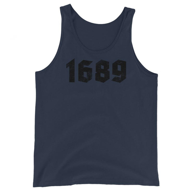 1689 - Tank - tank top - The Reformed Sage - reformed - reformed gifts - christian gifts - christian hoodie - christian apparel - christian decor - christian art -