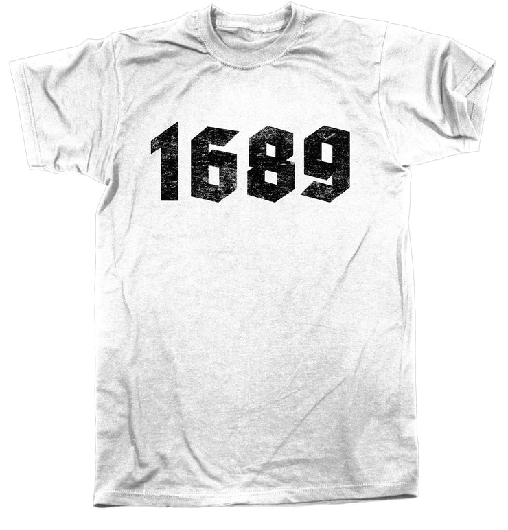 1689 - Tee - Shirt - The Reformed Sage - reformed - reformed gifts - christian gifts - christian hoodie - christian apparel - christian decor - christian art -