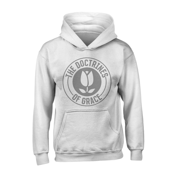 Doctrines of Grace Redux - Hoodie - Hoodie - The Reformed Sage - reformed - reformed gifts - christian gifts - christian hoodie - christian apparel - christian decor - christian art -