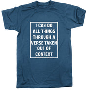 All Things - Shirt - The Reformed Sage - #reformed# - #reformed_gifts#